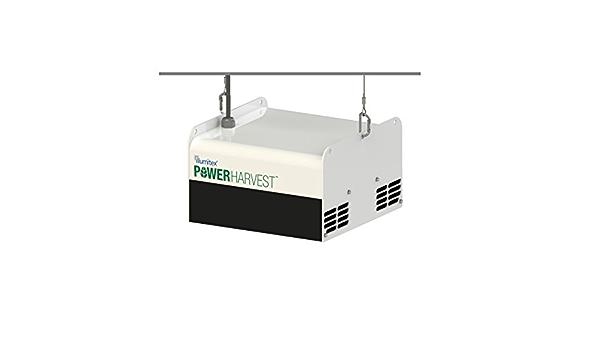 120 Or 240 VAC Power Illumitex-PowerHarvest 10 LED Grow Lighting