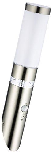 Turbo Sonderangebot des Monats-Edelstahl LED Außenwandleuchte Lisa 1 RX72