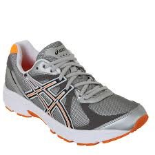 Asics Patriot 5 white/orange flame/Black TG.49