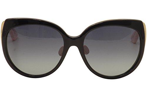 ... Dior Lunettes de soleil Diorific 1 N Pour Femme Black   Gold   White ... c18740284114