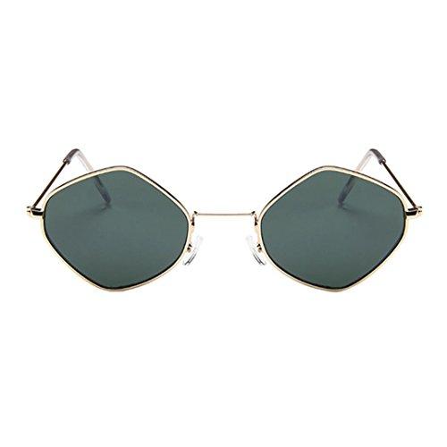 de Btruely Sol G Metal para Gafas Herren Retro Gafas clásicas Sol Sunglasses Mujer Shades Eyewear de Diamond Hombre Frame C wq4wAEr