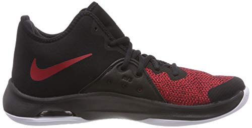 Versitile 006 Fitness Scarpe Nike black Da white Adulto Unisex Air Red – Iii gym Multicolore afq6w56S