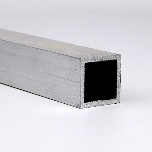 B /& T m/étal acier tube carr/é 25/x 25/x 2/mm dans longueurs /à 1500/mm 0//-3/mm tubes carr/és ST37/noir brut Profil creux rohstahl