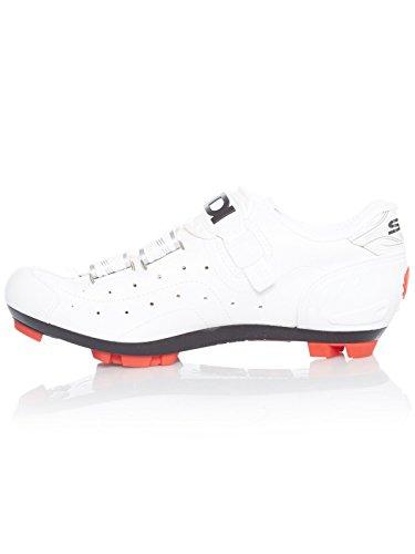Damen MTB weiß Schuhe Trace Weiß Sidi HFxqUdq