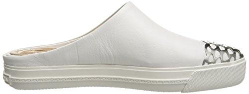 Bcbgmaxazria Femmes Clip Sneaker De Mode Blanc