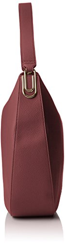 Burgundy Mujer Hobo Rojo hombro bolsos Borsa y de Shoppers Armani T4Fwz7qCc