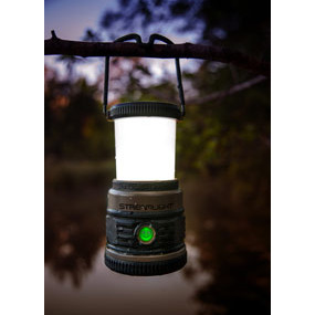 Streamlight Siege Lantern in Use Outdoors
