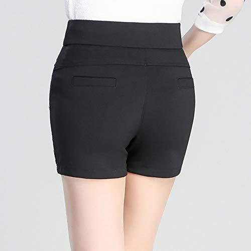 Taille Club Jupe Grande Haute Short Noir Taille FS3103 Mini DISSA WBpn1qH