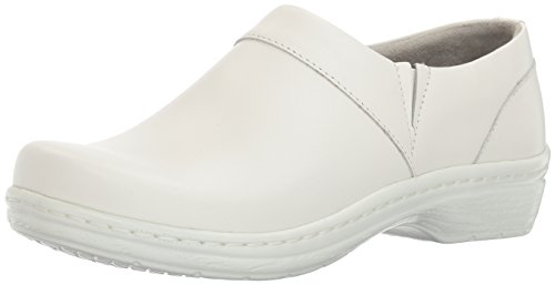 Klogs USA Women's Mission Clog,White,8 M US by Klogs