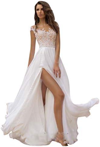 Damen Kleid Lang Brautjungfer Hochzeit Abendkleider Ballkleid BusinessKleider Sexy Elegant Taille Öffnen Zurück Spitze Hohl Mode Swing Schaukel Retro Freizeit Party