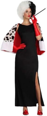 Atosa-15714 Disfraz Mujer Cruel, color negro, M-L (15714): Amazon ...