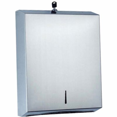 Conta Fresh Stainless Steel Paper Towel Dispenser: Amazon.in: Home & Kitchen
