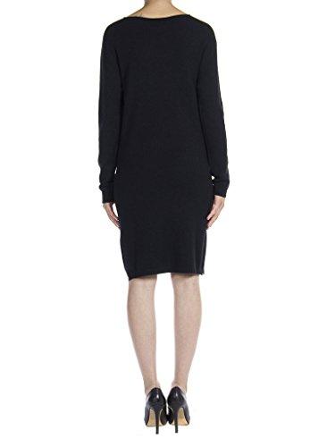 stil Kleid fit frau langarm unifarben Carrera für 899 Schwarz Jeans regular 493 cocktail Z645qwY1n