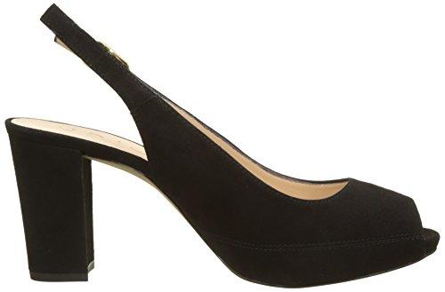 Black Black 18 black Open ks Unisa Toe Women''s Sandals Nick PgzH6