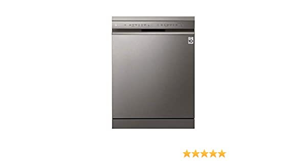 Lavavajillas LG DF212FP QuadWash clase A++ inox 60cm: 408.01 ...