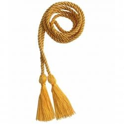 Gold 68 Standard (Lescapsgown Honor Cords Polyester(Gold ))