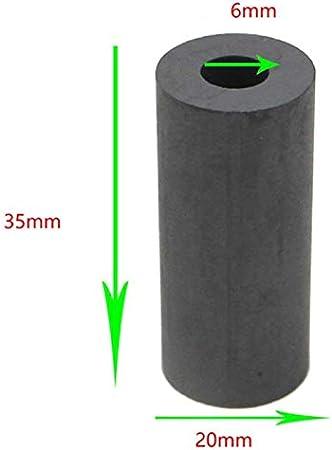 herramienta de gabinete abrasivo PQZATX 35X20X6Mm B4C Boquilla de chorro de arena de carburo de boro Boquilla de chorro de arena