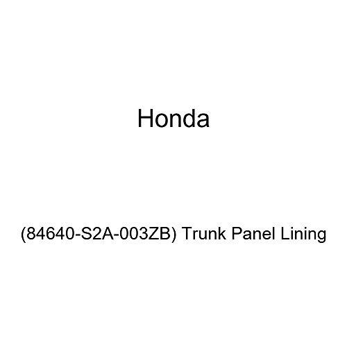 Honda Genuine (84640-S2A-003ZB) Trunk Panel Lining