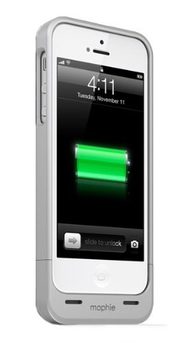 iphone 5 mophie juice pack - 1