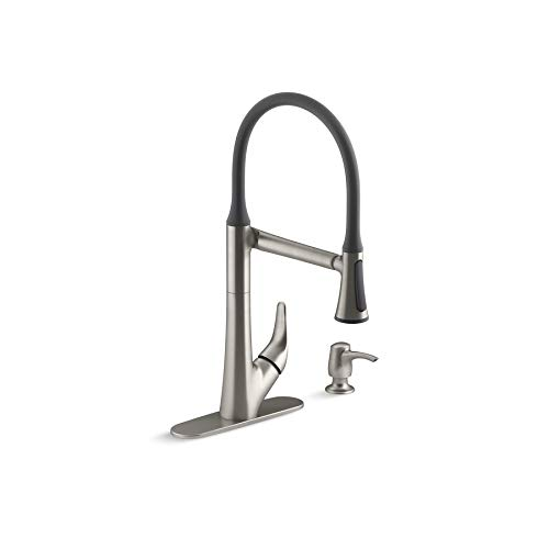 Kohler Arise Stainless Finish Pull Down Kitchen Faucet