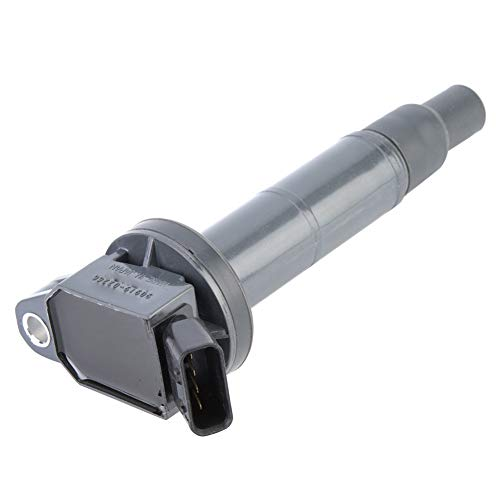 Qiilu Ignition Coil, General Ignition Coil for Automobile Engine: