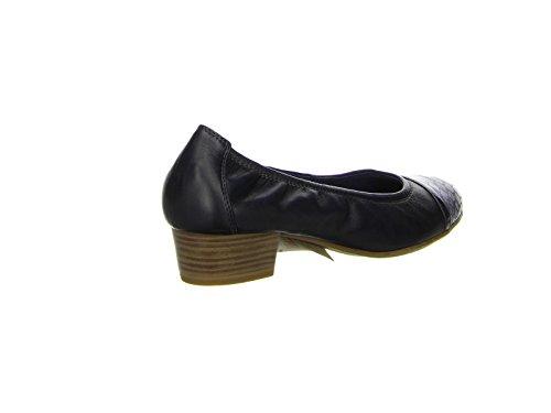 Tamaris1-22200-26 - Zapatos con tacón Mujer Azul