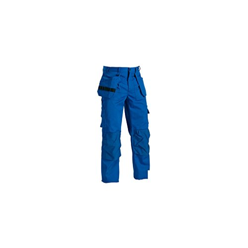 Blakläder travail pantalons ceinture Artisans 1530, couleur:bleu bleuet;pointure:23
