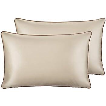 Amazon Com Saraflora 100 Pure Mulberry Silk Pillowcase