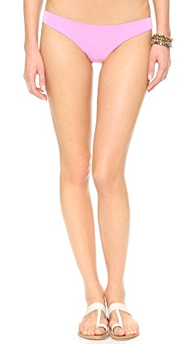 (Zinke Women's Jeni Brazilian Cut Bikini Bottom, Small, Pastel)