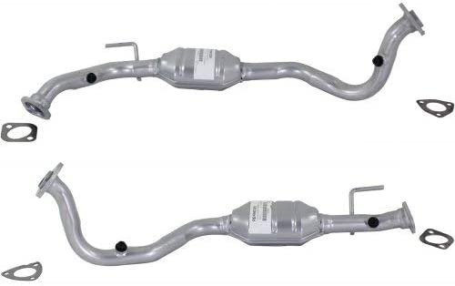 Catalytic Converter compatible with 2003-2004 Lincoln Navigator Set of 2