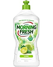 Morning Fresh Lime Dishwashing Liquid, Lime 900 milliliters