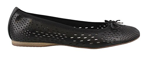 Tamaris Donna, Alena 6 Slip On Flats Nero