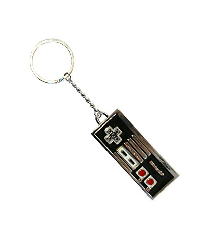 Price comparison product image Nintendo key ring retro Controller Official New Metal Keychain
