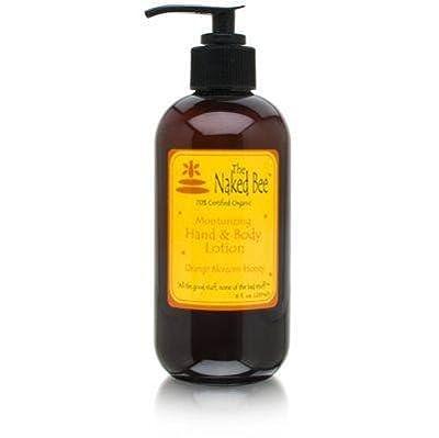 The Naked Bee Orange Blossom Honey Moisturizing Hand & Body Lotion Nail Treatment Products