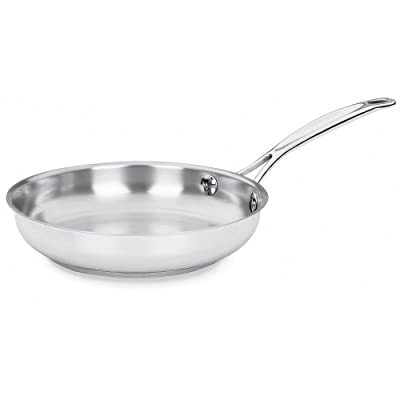 Cuisinart Chef's Classic Stainless Open Skillet