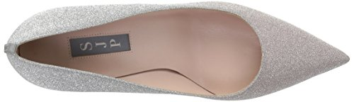 clearance best store to get SJP by Sarah Jessica Parker Women's Fawn 70 Dress Pump Silver/Pink Ombre Glitter outlet real nTu2I