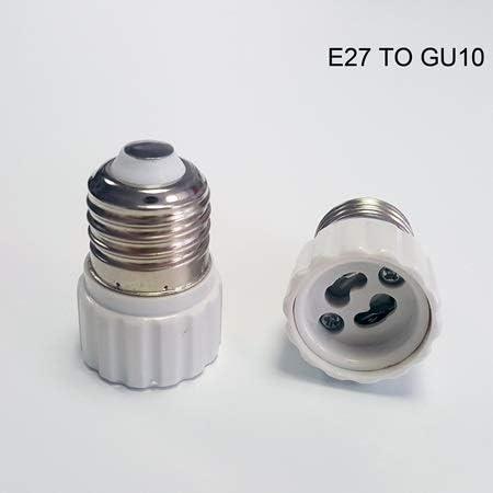 Ssg E27 E14 GU10 G9 E12 B22 Lamp Base Conversion Lamphouders Converter Socket Adapter Lamp Houders for LEDCorn Bulb Light Nieuw Color2