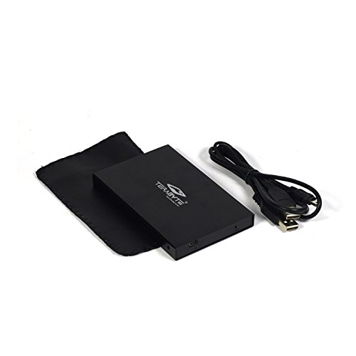 (Storite Terabyte USB 2.0 SATA 2.5-inch Laptop Portable External Harddisk Casing - Black)