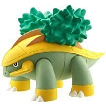 Grottle Talking Action Toy: 6 Inches Long, Pokemon, Makes Sounds, Collect Other Characters