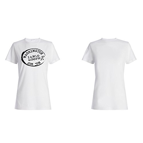 Neue Washington D.C. Post Damen T-shirt m228f