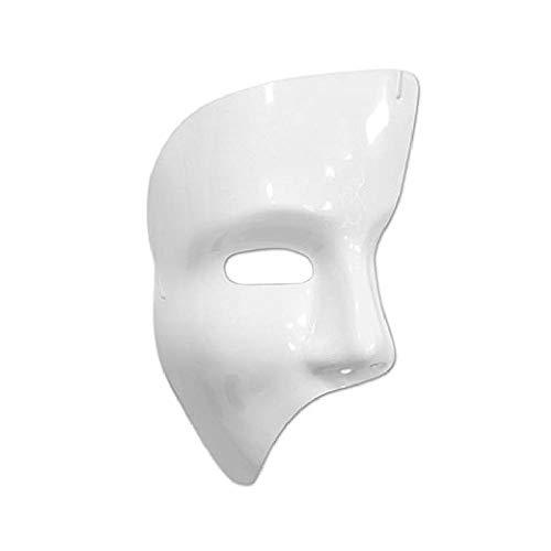 Bargain World Phantom Mask (White) (with Sticky Notes) ()