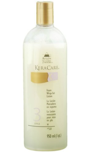 Affirm: KeraCare Foam Wrap-Set Lotion, 32 oz ()