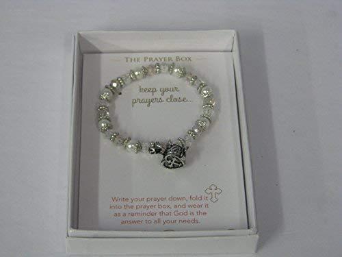 Child's Prayer Box Bracelet -