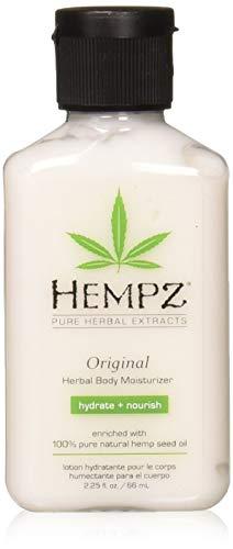Hempz Pure Extracts Original Herbal Body Moisturizer 2.25 oz (1-Unit)