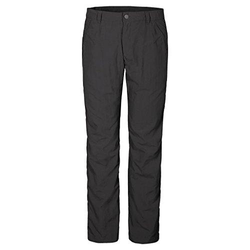 Jack Wolfskin Men's Kalahari Pants, Phantom, Size 46 (US 32) by Jack Wolfskin