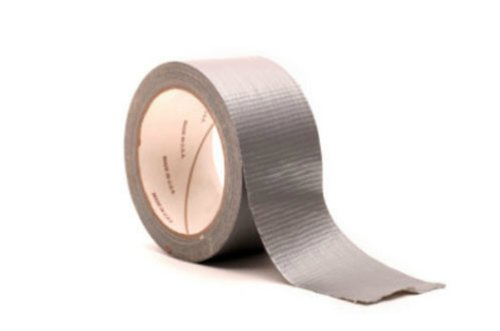 Duct Tape, Silver 2'' x 60 Yards 6 Mil Economy Grade Adhesive 48 Rolls ( 2 Cases ) by PackagingSuppliesByMail