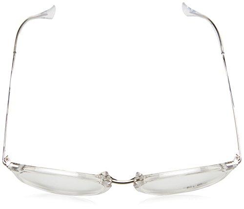 Ray-Ban rx7140 2001 51 au verres transparents RX7140 2001 51 Clear Transparent