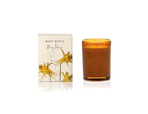 Rosy Rings Honey Tobacco Botanica - Leather Honey Wood