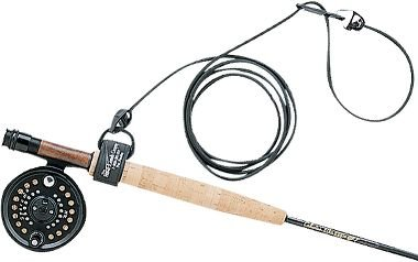 The Rod Leash A Safety Lanyard For Your Valuable Sporting Equipment (Kayak Fly Rod Holder)