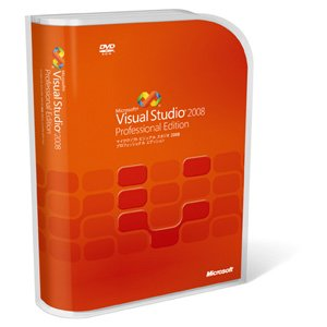 Microsoft Visual Studio Professional 2008 - Spanish